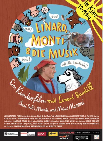 Linard, Monti und die Musik Kostümbild