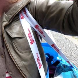Kostümkollektiv am PAP Marketing Wettbewerb